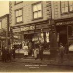J.P. Tundley. 50, High Street Northwich October 15th 1891 - No41